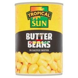 Tropical Sun Butter Beans