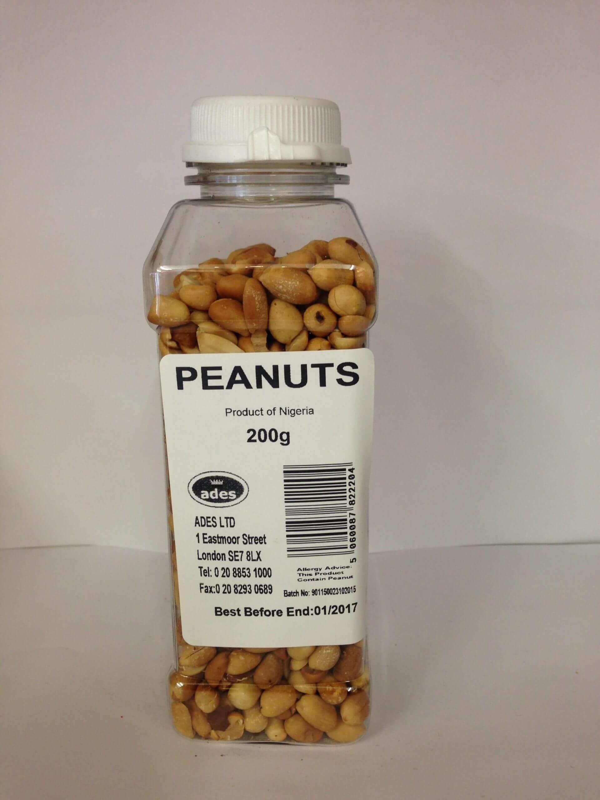 Ades Peanuts 200g