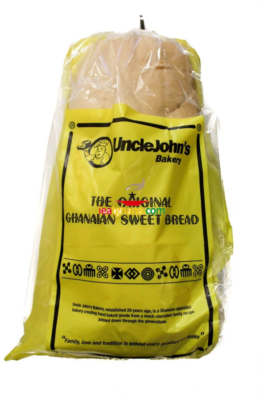 Uncle John original sweet bread