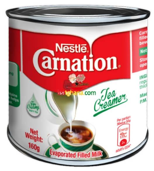 Carnation Milk 160g