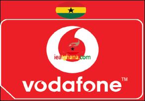 Vodaphone Ghana