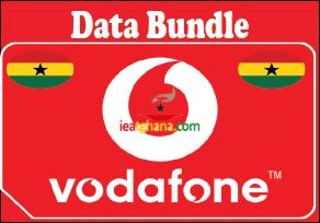Vodafone Data Bundle