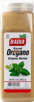 Badia Ground Oregano 12 oz