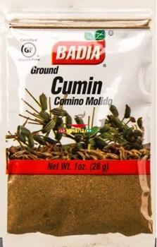 Badia Cumin Ground 1 oz