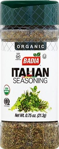 Badia Italian Seasoning Organic 0.75 oz