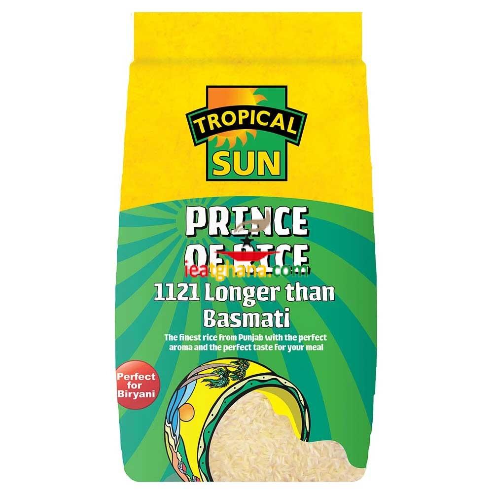 Prince of Rice (Long Grain Basmati Rice) 5kg