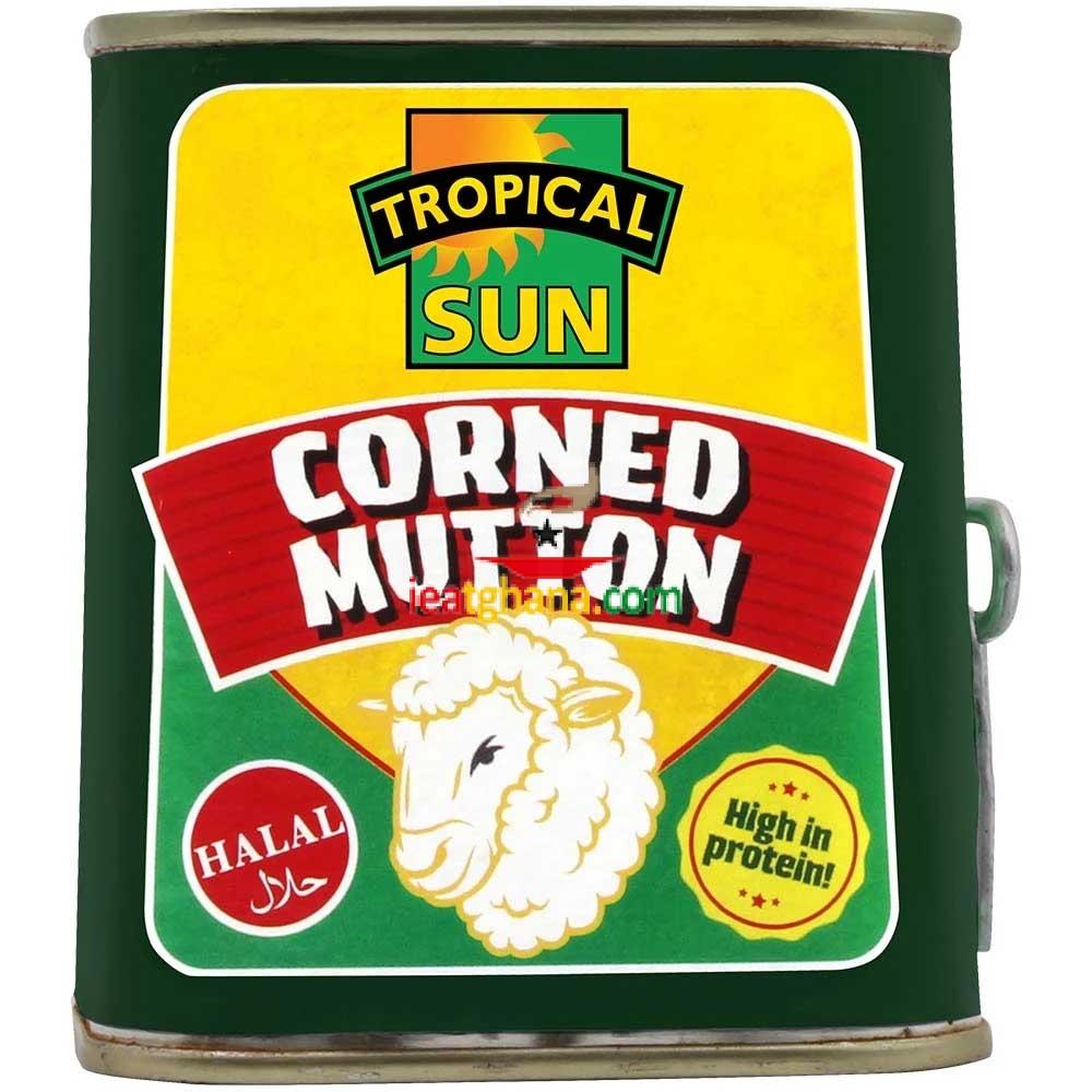 Corned Mutton – Halal 340g