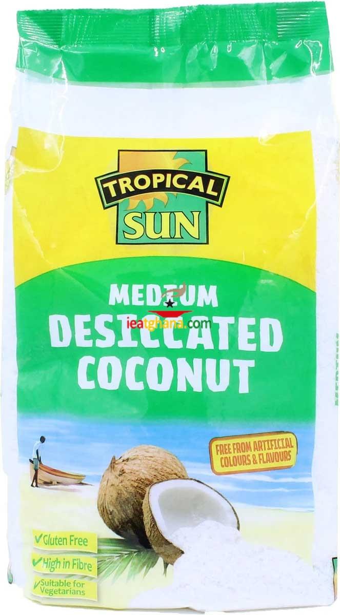 Desiccated Coconut – Medium 1kg
