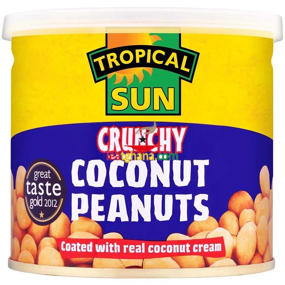 Crunchy Coconut Peanuts 330g