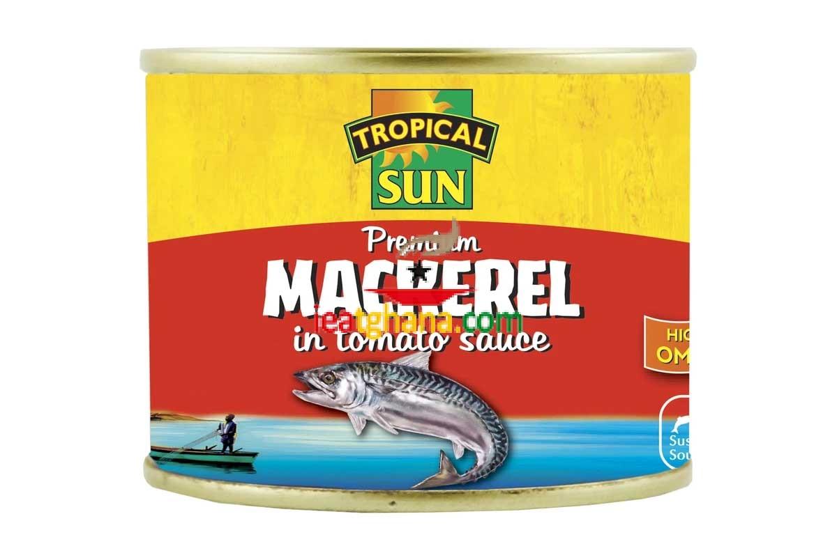Mackerel in Tomato Sauce 200g