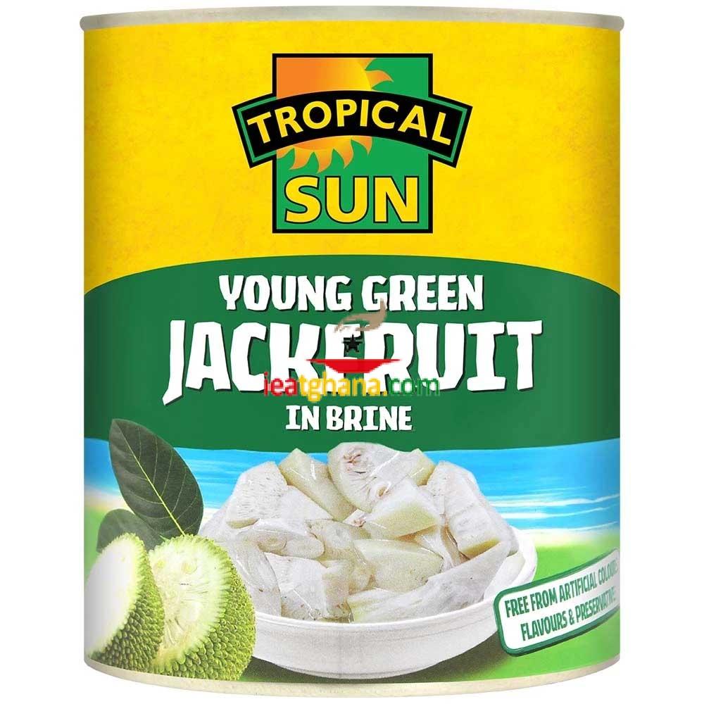 Young Green Jackfruit in Brine 3.05kg