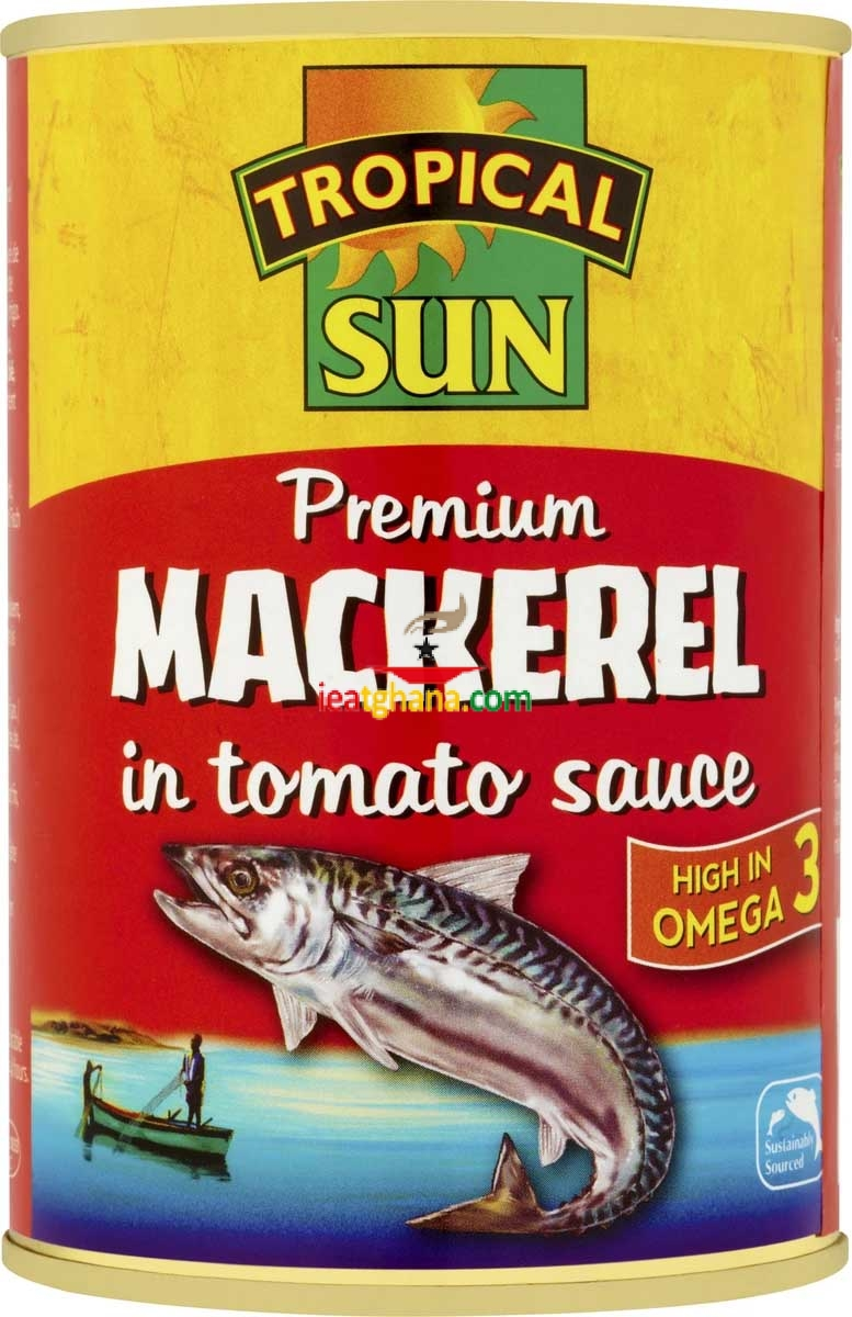 Mackerel in Tomato Sauce 400g
