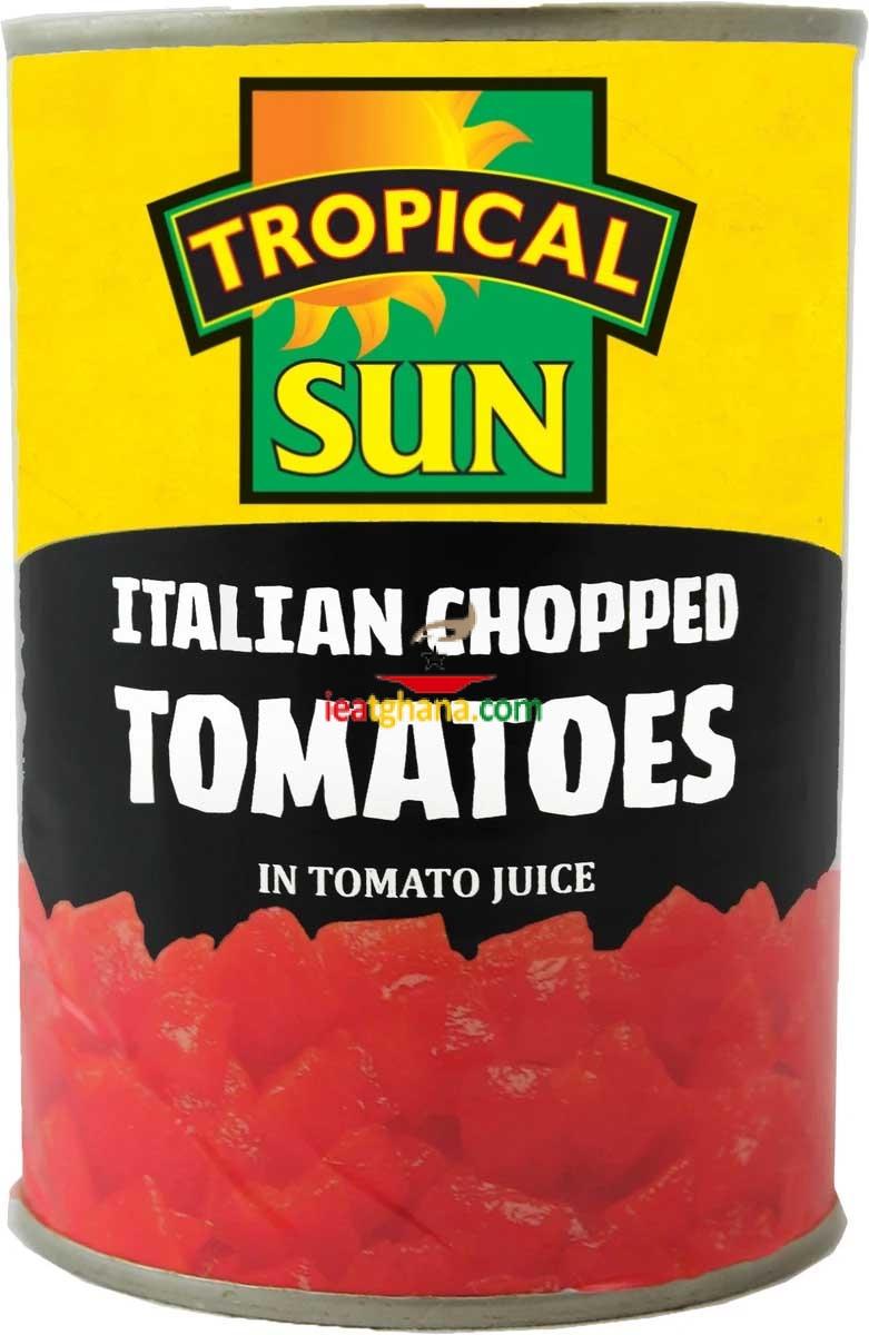 Italian Chopped Tomatoes 400g