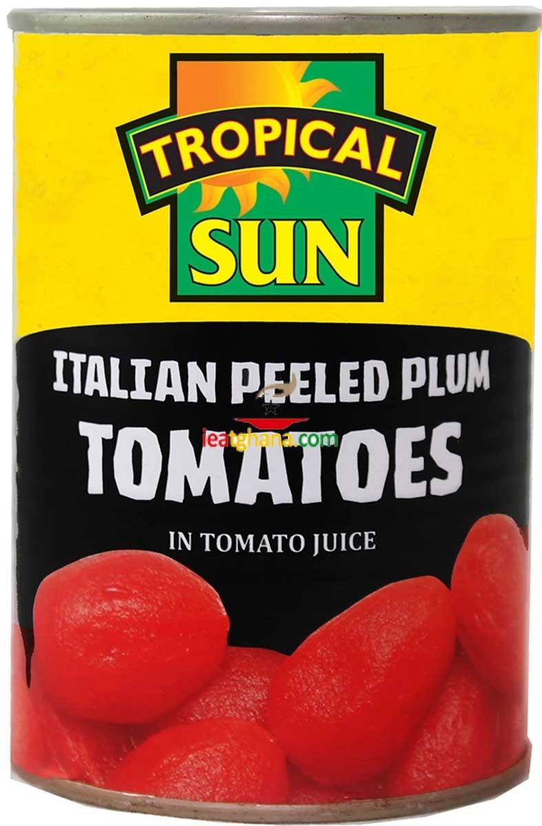 Italian Peeled Plum Tomatoes 400g