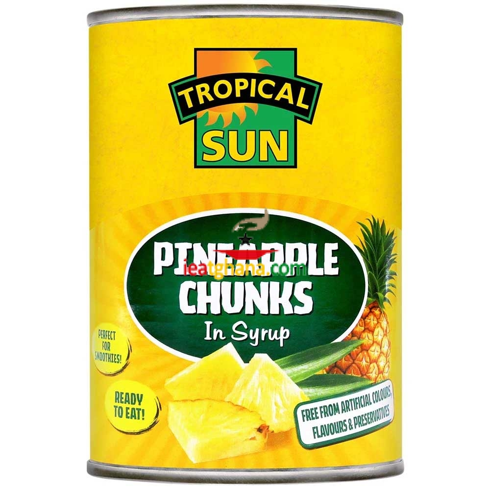 Pineapple Chunks In Syrup 560g
