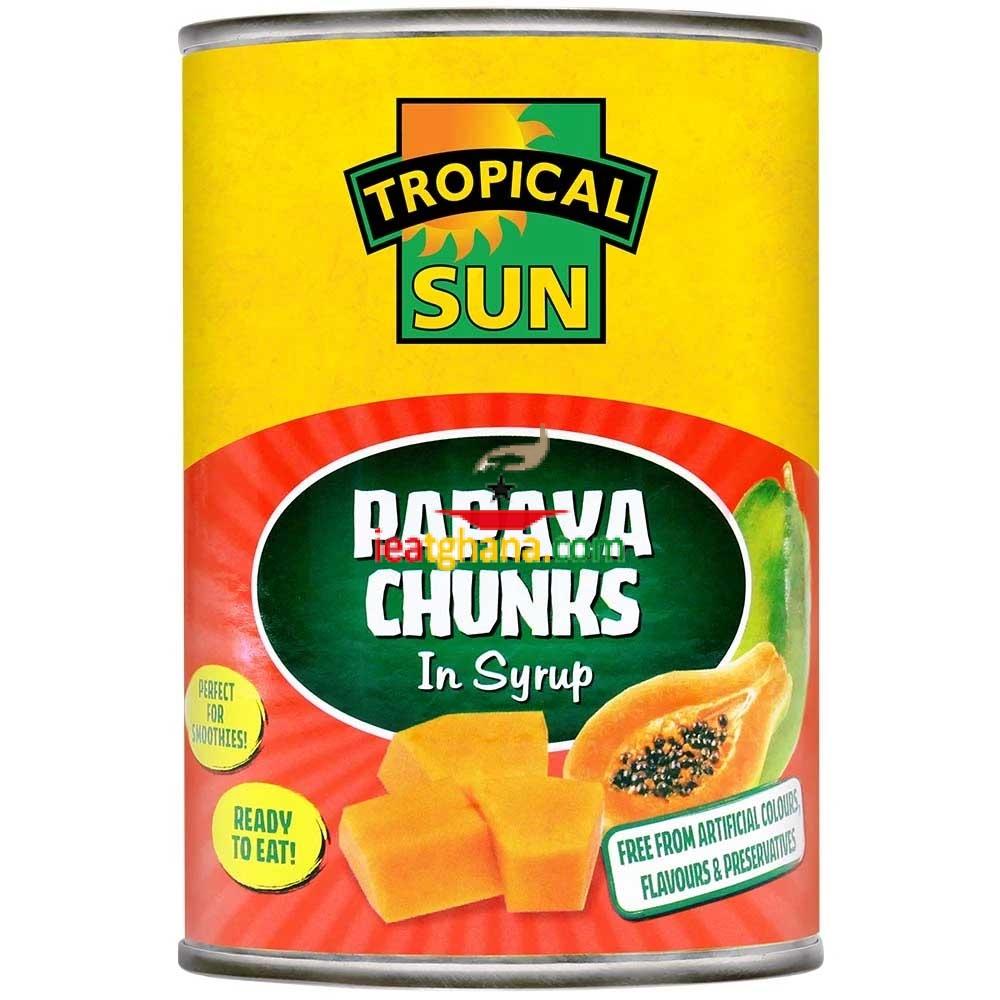 Papaya Chunks in Syrup 560g