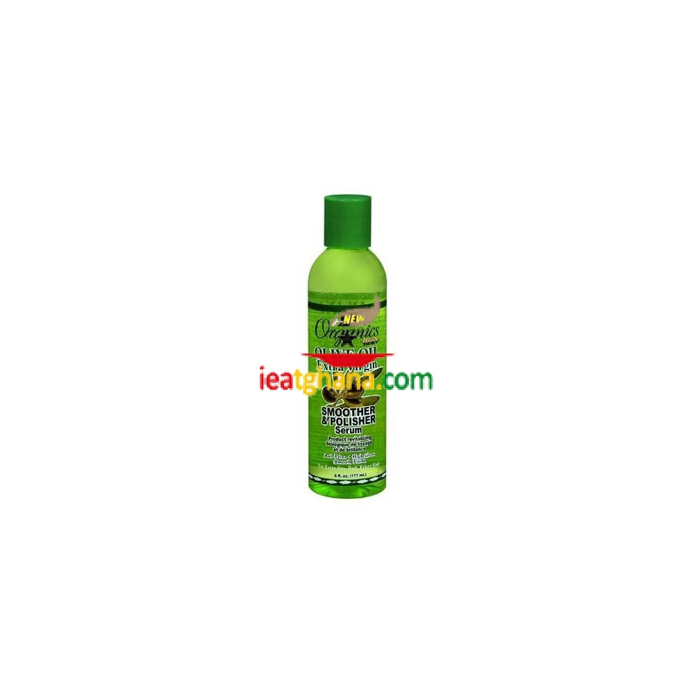 Africa's Best Organics Olive Oil Smoother Serum 170ml