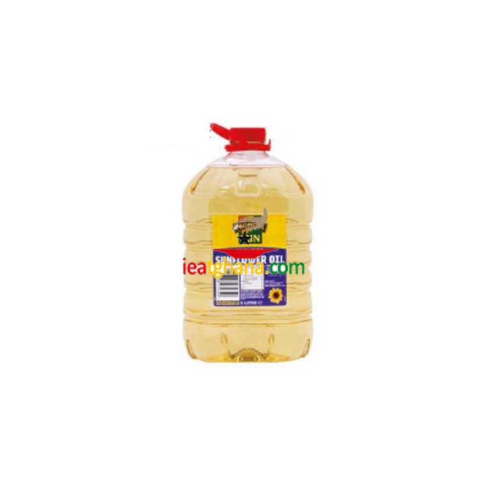Tropical Sun Sunflower Oil 5ltr