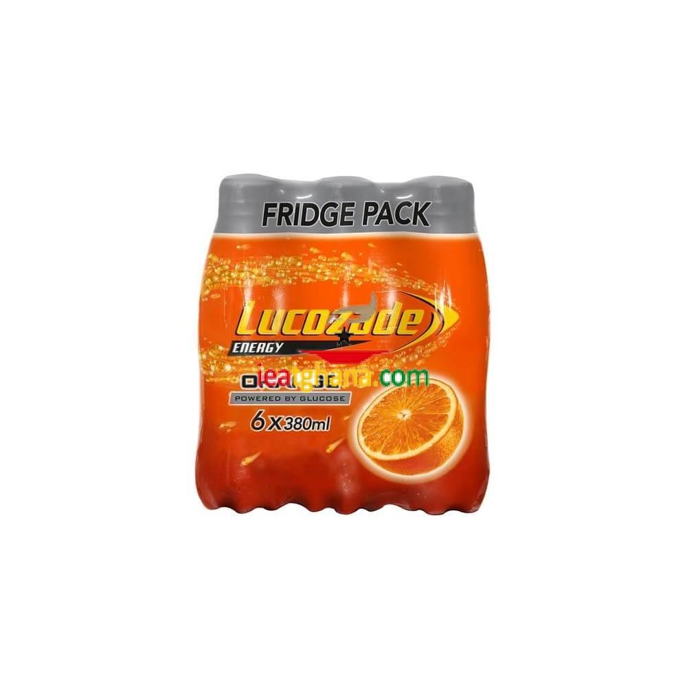 Lucozade Orange Multipack