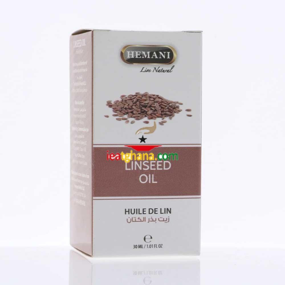 Linseed Oil 30ml