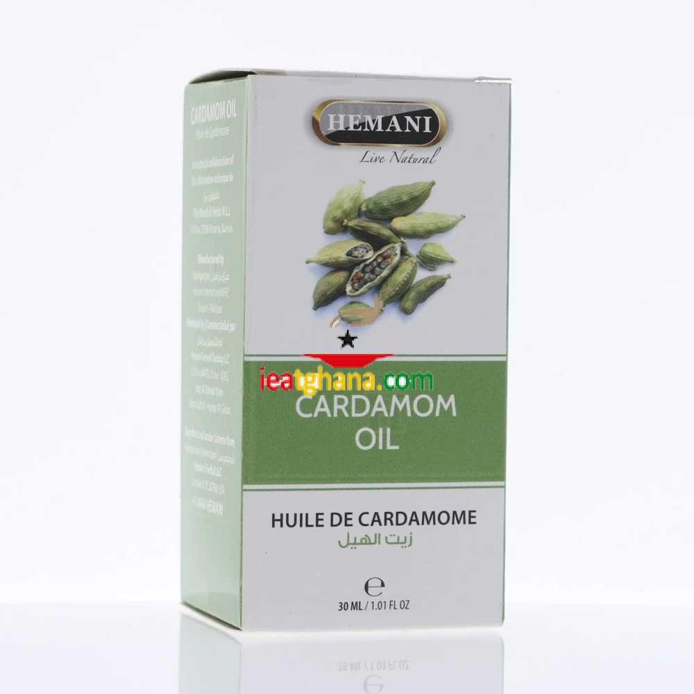 Cardamom Oil 30ml