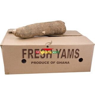 Ghana Yam – Pona (Box)