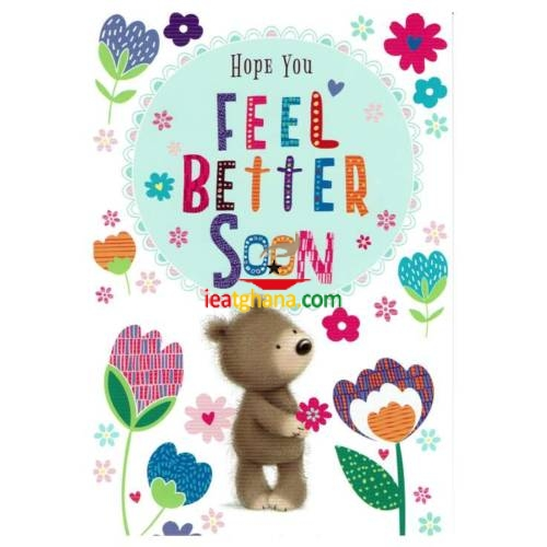 Everyday Greeting Cards code 50 – Get Well