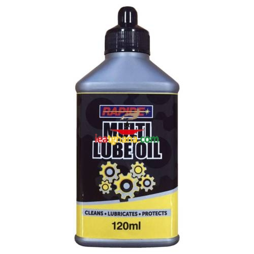Rapide Multi Lube Oil 120ml