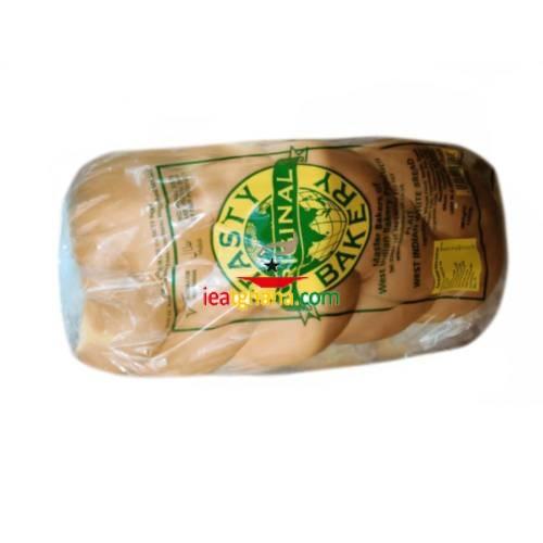 New tasty bakery bun